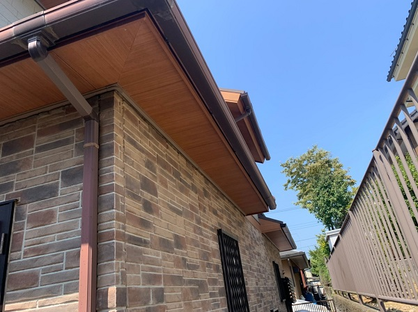 群馬県前橋市 N様邸 外壁塗装 屋根塗装 付帯部塗装 (1)
