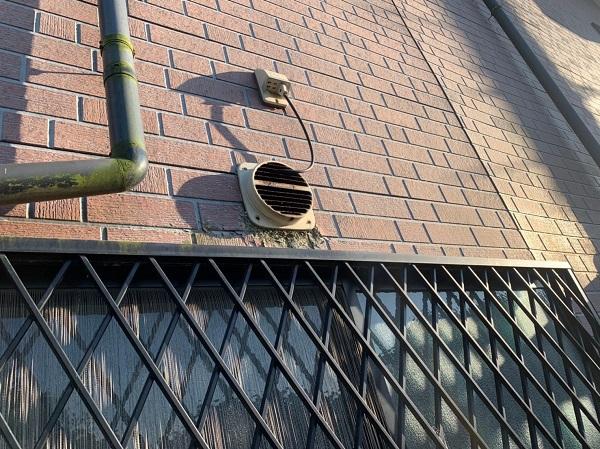 群馬県前橋市 T様邸 外壁塗装・屋根塗装・付帯部塗装 施工前 現場調査 劣化症状 (2)
