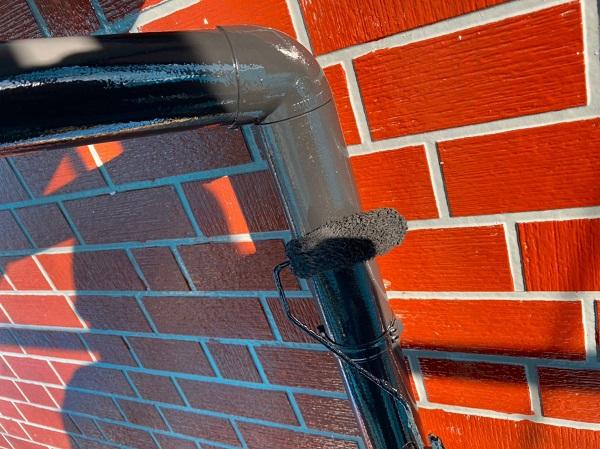 群馬県前橋市 T様邸 外壁塗装・屋根塗装・付帯部塗装 雨樋・鼻隠し塗装 (5)