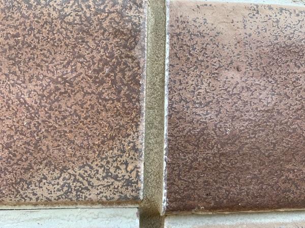 群馬県前橋市 N様邸 外壁塗装 屋根塗装 無料現場調査 チョーキング現象 塗膜の剥がれ シーリング硬化 (6)