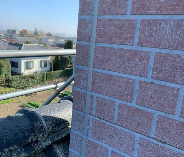 群馬県前橋市 T様邸 外壁塗装・屋根塗装・付帯部塗装 劣化補修 シーリング(コーキング)打ち替え工事 (12)