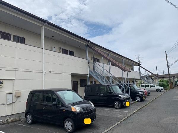 群馬県太田市 Sアパート 外壁塗装・屋根塗装・付帯部塗装 (5)