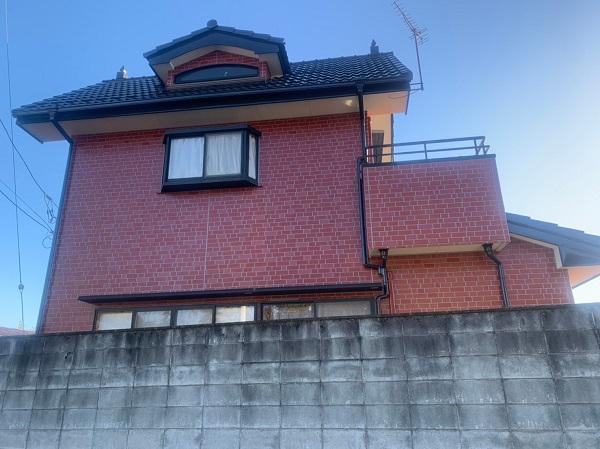 群馬県前橋市 T様邸 外壁塗装・屋根塗装・付帯部塗装 完工 定期訪問サポート (4)