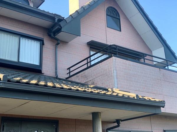 群馬県前橋市 T様邸 外壁塗装・屋根塗装・付帯部塗装 施工前 現場調査 劣化症状 (6)