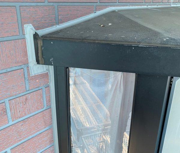 群馬県前橋市 T様邸 外壁塗装・屋根塗装・付帯部塗装 劣化補修 シーリング(コーキング)打ち替え工事 (2)