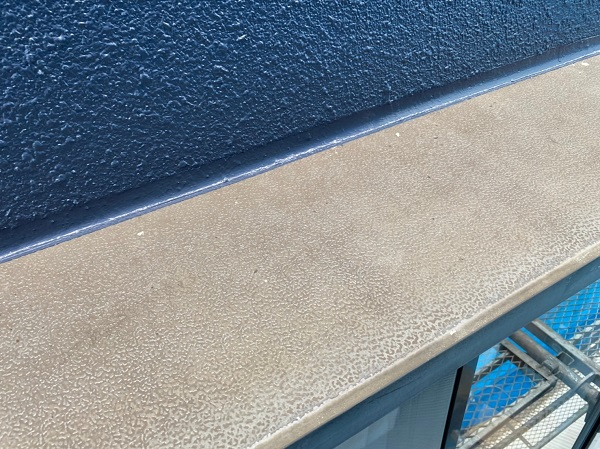 群馬県太田市 Sアパート 外壁塗装・屋根塗装 笠木塗装 GTエポプライマー (13)