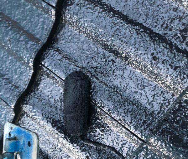 群馬県前橋市 T様邸 外壁塗装・屋根塗装・付帯部塗装 ガイソーウォールルーフシーラーストロング ガイソールーフガードフッ素 (7)