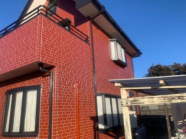 群馬県前橋市 T様邸 外壁塗装・屋根塗装・付帯部塗装 完工 定期訪問サポート (3)