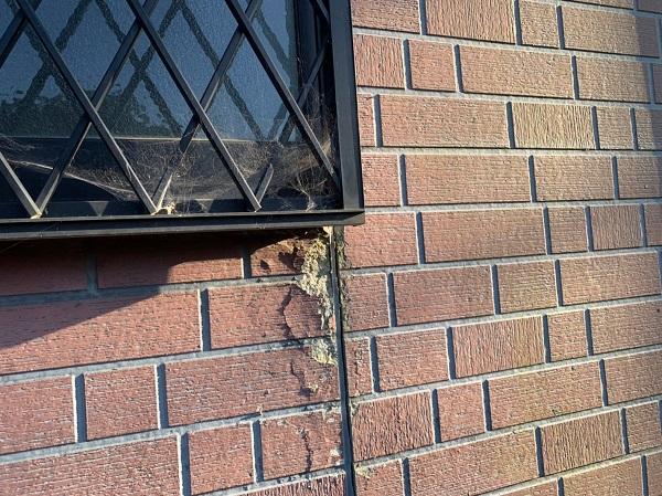 群馬県前橋市 T様邸 外壁塗装・屋根塗装・付帯部塗装 施工前 現場調査 劣化症状 (1)