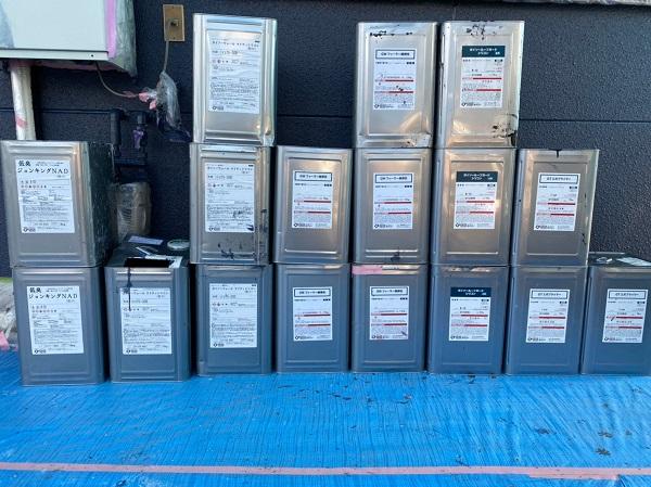 群馬県太田市 Sアパート 外壁塗装・屋根塗装 完工 施工後の写真 (6)