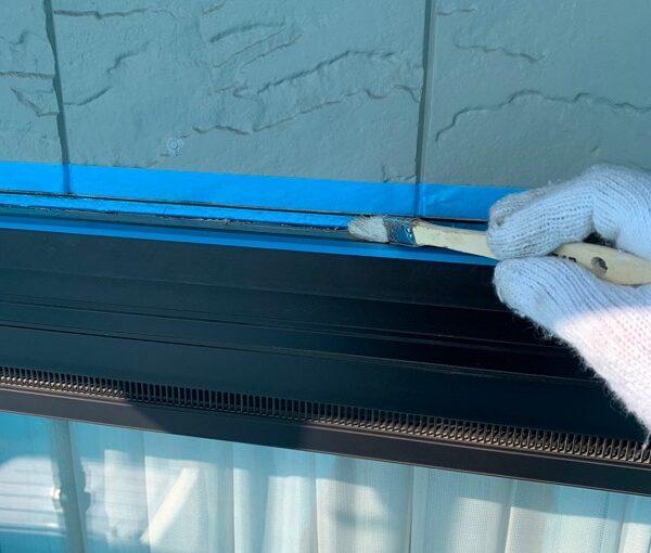群馬県前橋市 N様邸 外壁塗装 屋根塗装 シーリング(コーキング)工事の手順 オートンイクシード (22)