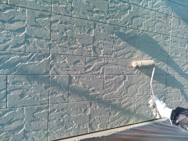 群馬県前橋市 N様邸 外壁塗装 屋根塗装 付帯部塗装 外壁2階塗装 ガイソーウォール無機フッ素 (9)