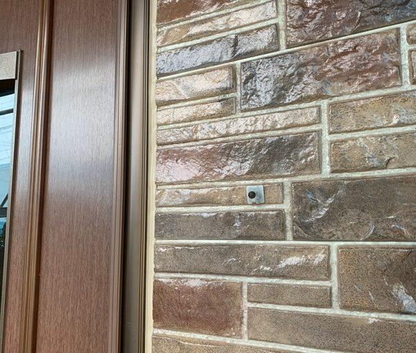 群馬県前橋市 N様邸 外壁塗装 屋根塗装 付帯部塗装 外壁1階塗装 ガイソーウォール無機クリヤー (4)
