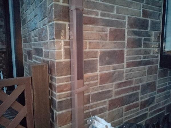 群馬県前橋市 N様邸 外壁塗装 屋根塗装 付帯部塗装 換気フード、雨樋塗装 (2)