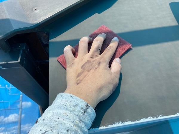 群馬県桐生市 S様邸 外壁塗装・付帯部塗装 破風板塗装 ウッドデッキ塗装 (1)