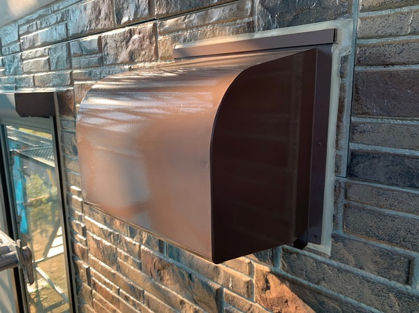 群馬県前橋市 N様邸 外壁塗装 屋根塗装 付帯部塗装 換気フード、雨樋塗装 (7)