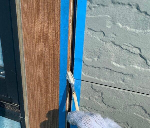 群馬県前橋市 N様邸 外壁塗装 屋根塗装 シーリング(コーキング)工事の手順 オートンイクシード (21)