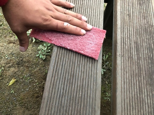 群馬県桐生市 S様邸 外壁塗装・付帯部塗装 破風板塗装 ウッドデッキ塗装 (4)