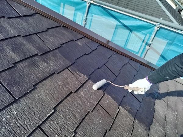 群馬県前橋市 N様邸 外壁塗装 屋根塗装 付帯部塗装 スレート屋根 下塗りの役割