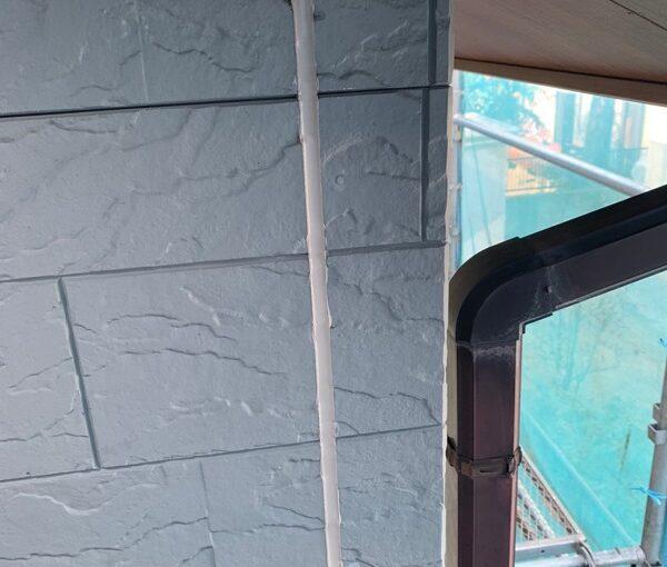 群馬県前橋市 N様邸 外壁塗装 屋根塗装 シーリング(コーキング)工事の手順 オートンイクシード (12)
