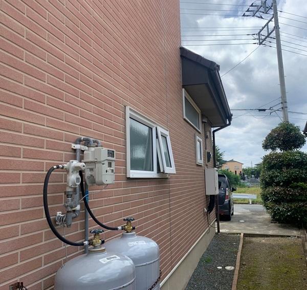 群馬県桐生市 S様邸 外壁塗装・付帯部塗装 (4)