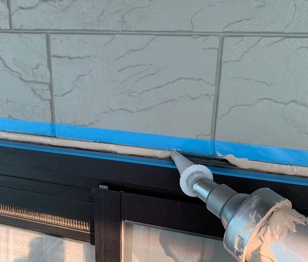群馬県前橋市 N様邸 外壁塗装 屋根塗装 シーリング(コーキング)工事の手順 オートンイクシード (17)