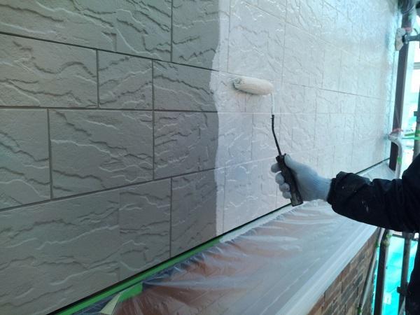 群馬県前橋市 N様邸 外壁塗装 屋根塗装 付帯部塗装 外壁2階塗装 ガイソーウォール無機フッ素 (7)