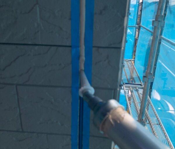 群馬県前橋市 N様邸 外壁塗装 屋根塗装 シーリング(コーキング)工事の手順 オートンイクシード (16)