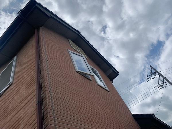 群馬県桐生市 S様邸 外壁塗装・付帯部塗装 塗り替え時期の目安 施工前の状態 (5)