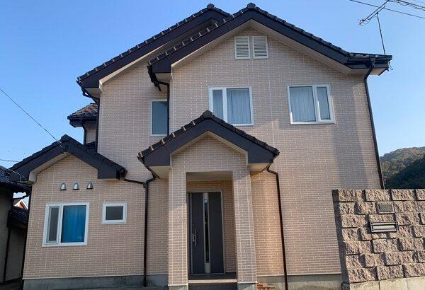 群馬県桐生市 S様邸 外壁塗装・付帯部塗装