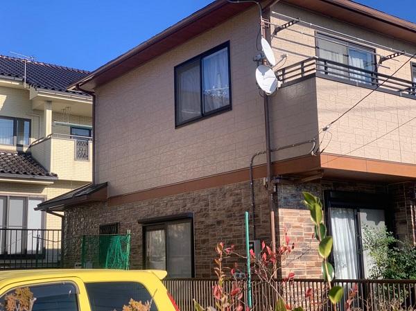 群馬県前橋市 N様邸 外壁塗装 屋根塗装 付帯部塗装 (3)