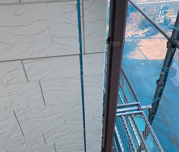 群馬県前橋市 N様邸 外壁塗装 屋根塗装 シーリング(コーキング)工事の手順 オートンイクシード (18)