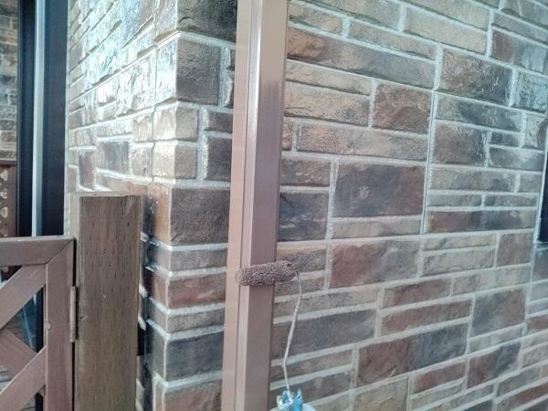群馬県前橋市 N様邸 外壁塗装 屋根塗装 付帯部塗装 換気フード、雨樋塗装 (3)