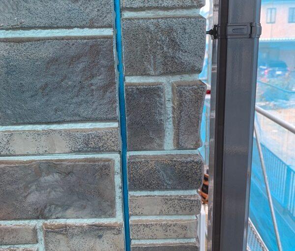 群馬県前橋市 N様邸 外壁塗装 屋根塗装 シーリング(コーキング)工事の手順 オートンイクシード (2)