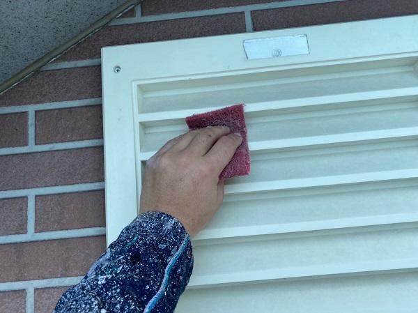 群馬県桐生市 S様邸 外壁塗装・付帯部塗装 雨戸 土台水切り (5)