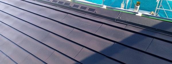 群馬県伊勢崎市 S様邸 外壁塗装・屋根塗装・付帯部塗装 ガイソー ルーフガードシリコン (1)
