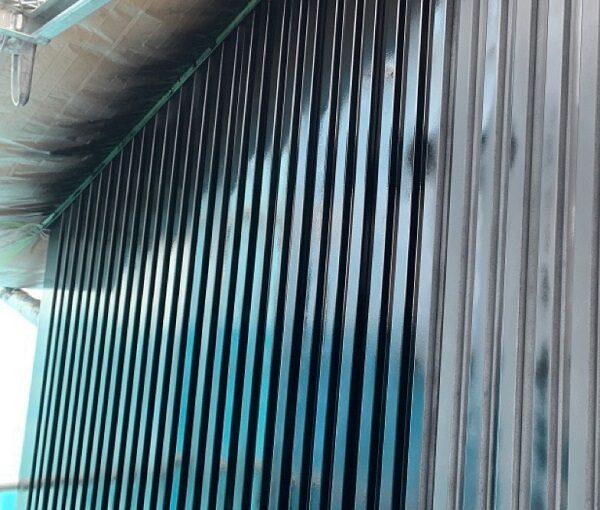 群馬県伊勢崎市 S様邸 外壁塗装・屋根塗装・付帯部塗装 ガイソー タフネスシリコンⅡ (1)