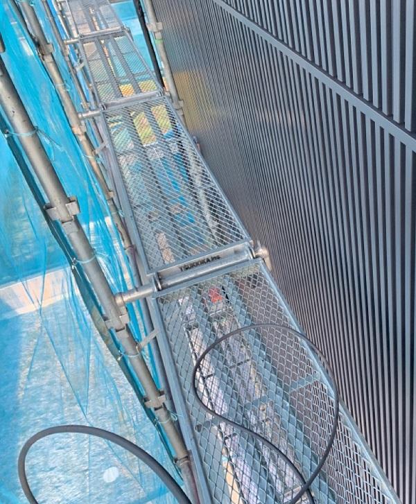 群馬県伊勢崎市 S様邸 外壁塗装・屋根塗装・付帯部塗装 4度塗りの理由 ガイソー タフネスシリコンⅡ2 (6)