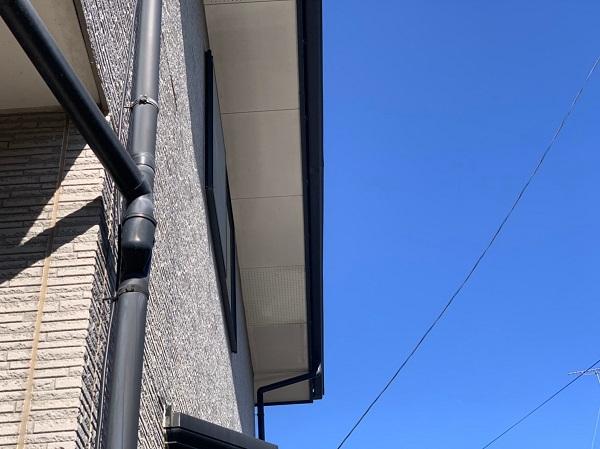 群馬県伊勢崎市 N様邸 屋根塗装 外壁塗装 付帯部塗装 (5)