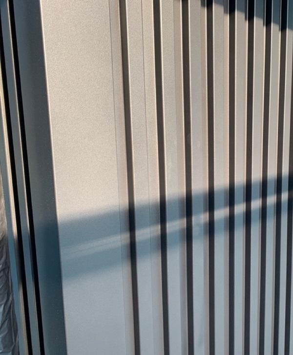 群馬県伊勢崎市 S様邸 外壁塗装・屋根塗装・付帯部塗装 4度塗りの理由 ガイソー タフネスシリコンⅡ2 (7)