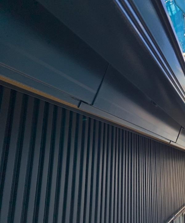 群馬県伊勢崎市 S様邸 外壁塗装・屋根塗装・付帯部塗装 雨樋、鼻隠し塗装 (13)