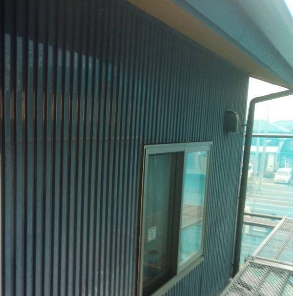 群馬県伊勢崎市 S様邸 外壁塗装・屋根塗装・付帯部塗装 バイオ高圧洗浄 ガイソーパワークリーナー (6)