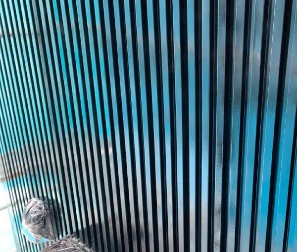 群馬県伊勢崎市 S様邸 外壁塗装・屋根塗装・付帯部塗装 ガイソー タフネスシリコンⅡ (3)