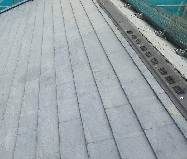 群馬県伊勢崎市 S様邸 外壁塗装・屋根塗装・付帯部塗装 バイオ高圧洗浄 ガイソーパワークリーナー (7)
