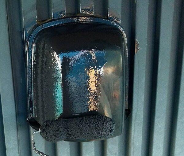 群馬県伊勢崎市 S様邸 外壁塗装・屋根塗装・付帯部塗装 付帯部とは 換気口の塗装 (1)
