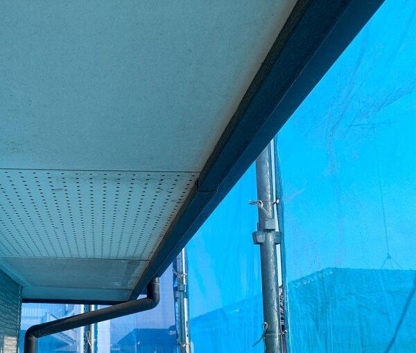 群馬県伊勢崎市 N様邸 屋根塗装 外壁塗装 施工前の状態② 屋根の劣化症状 カビの危険性 (1)