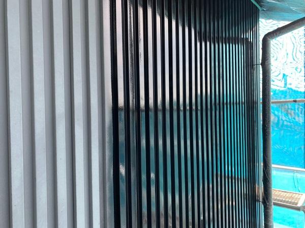 群馬県伊勢崎市 S様邸 外壁塗装・屋根塗装・付帯部塗装 ガイソー タフネスシリコンⅡ (5)