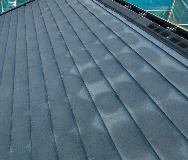 群馬県伊勢崎市 S様邸 外壁塗装・屋根塗装・付帯部塗装 バイオ高圧洗浄 ガイソーパワークリーナー (5)
