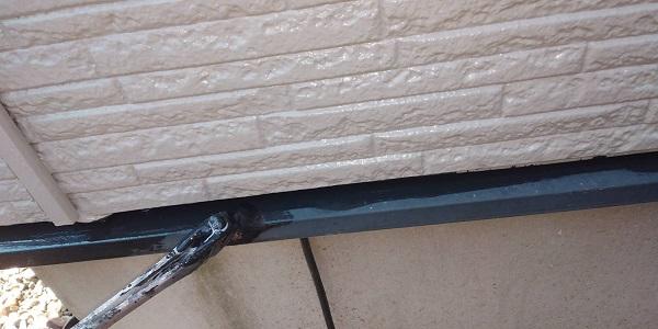 群馬県伊勢崎市 N様邸 屋根塗装 外壁塗装 水切り塗装 完工 塗装時期について (3)