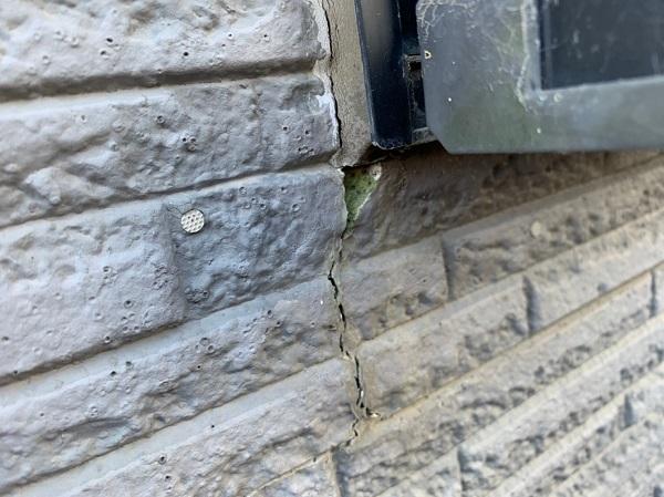群馬県伊勢崎市 N様邸 屋根塗装 外壁塗装 施工前の状態 チョーキング現象とは (3)